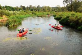 Zakrzówek Szlachecki Atrakcja Spływ kajakowy Kajakowo